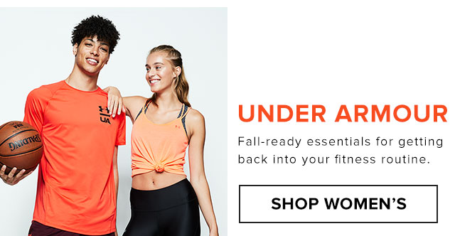 UA - SHOP WOMEN'S